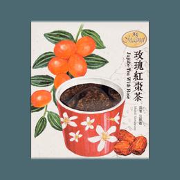 MAGNET Jujube Tea With Rose 3g x 15 Tea Bags