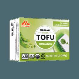 日本MORINAGA森永 无防腐剂营养有机豆腐 340g
