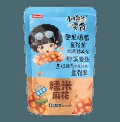 Aiyomi Glutinous Rice Twist Seaweed Flavor 108g