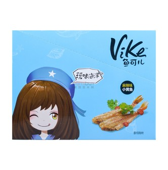 ROFEEL VIKE Little Yellow Croaker Sichuan Spicy 320g