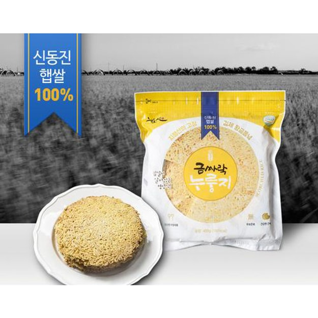 Product Detail - Geumssarak Sindongjin Newly Harvested Rice Scorched Rice  150g - image 0