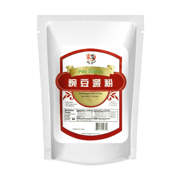 Product Detail - BIG GREEN Pea Starch 341g - image 0