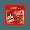 韩国SAMYANG三养 辣鸡肉味拌面 意大利蕃茄味 5包入 700g