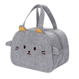 Miniso Cute Animal Lunch Bag #Kitty Cat