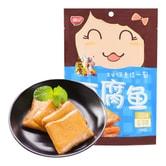 徽记 好巴食 豆腐鱼 乐享装 160g