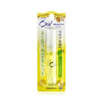 日本SUNSTAR ORA2 口气清新剂 清香柑橘味 6ml