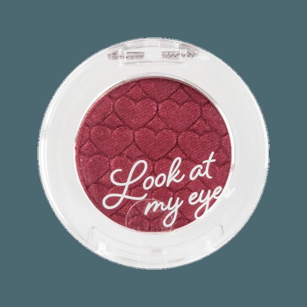 Product Detail - ETUDE HOUSE Look At My Eyes Eyeshadow RD302 Burgundy 1pc - image 0