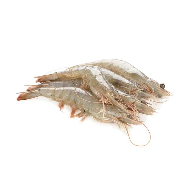 商品详情 - 30-40有头南美虾王1磅 - image  0