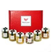 NESTLADY Honey Flower Tea Gift Box 6pc