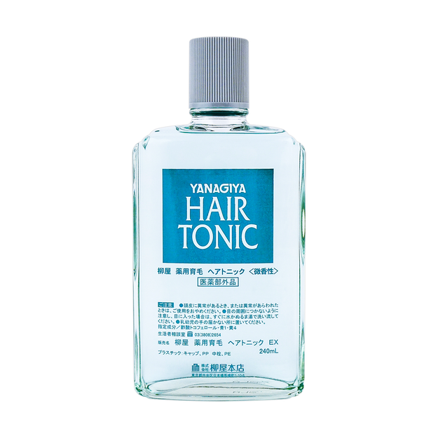 Product Detail - YANAGIYA Hair Tonic Subtle Fragrance 240ml - image 0