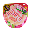 UHA Fruit Candy Peach 48g
