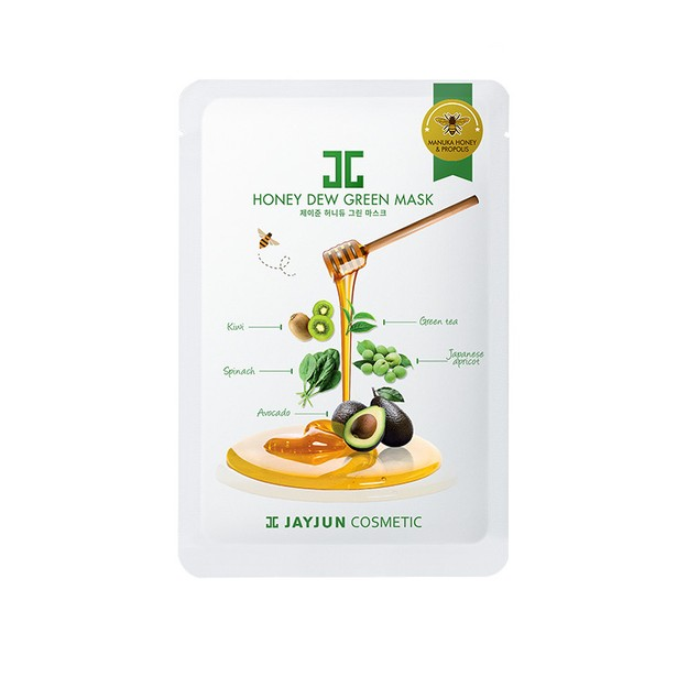 Product Detail - JAYJUN Honey Dew Green Mask 1pcs - image 0