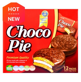 LOTTE Choco Pie Original 12pck 336g