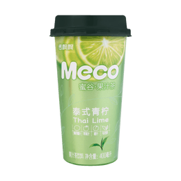 XIANGPIAOPIAO Thai Lime Tea 400ml