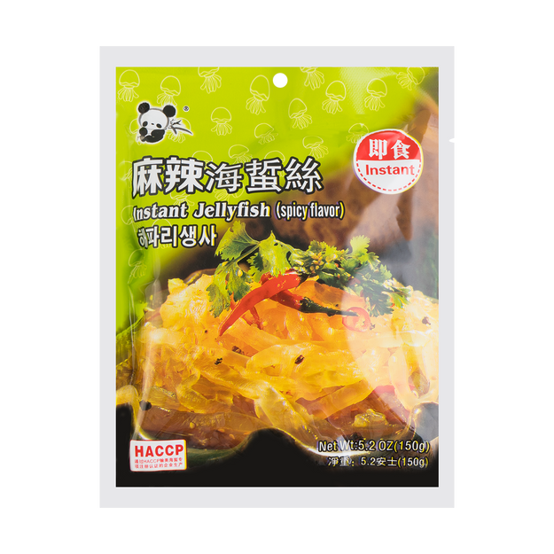 Product Detail - Panda Instant Jellyfish Spicy Flavor 150g - image 0
