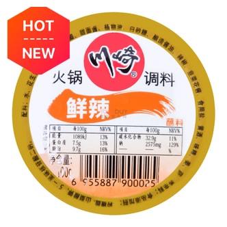 川崎 火锅调料 鲜辣味 100g 儿时回忆