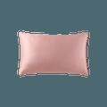 【美仓发货 5-7日达】网易严选 真丝枕套 不与螨虫一起睡 粉色 1只
