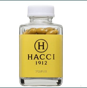 HACCI Propolis Capsules 120 Tablets