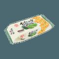 台湾中祥 自然の颜 紫菜苏打饼干 140g