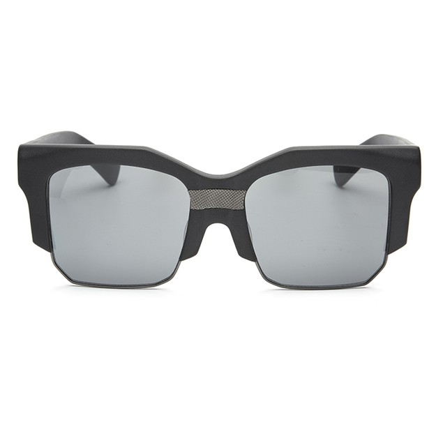 Product Detail - SPECULUM SUNGLASSES / DK04 / MATT BLACK - image 0