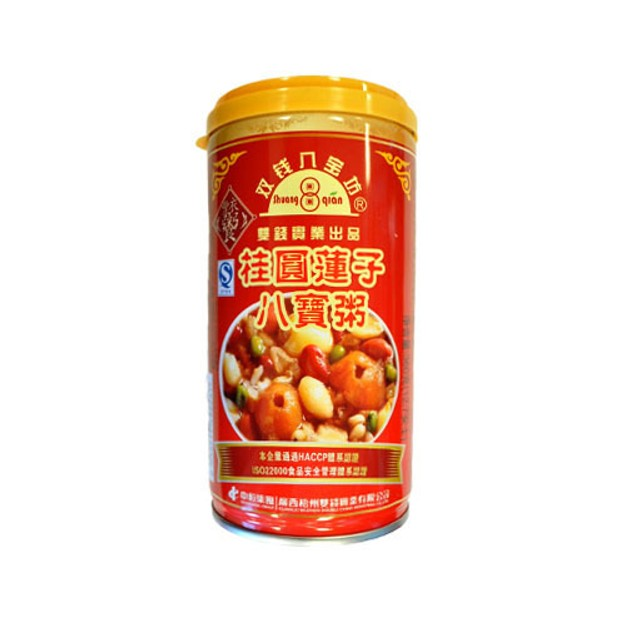 Product Detail - SHUANG QIAN Longan And Lotus Seed Mixed Congee 360g - image 0