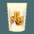 台湾安心味觉 台湾名产小麻花 黑糖味 135g