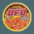 日本NISSIN日清 UFO 飞碟炒面 铁板香辣牛肉风味 116g