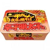 【日本直邮】日本MYOJO明星 超级王牌拉面 一平酱 明太子辣味美乃滋味夜店炒面 136g