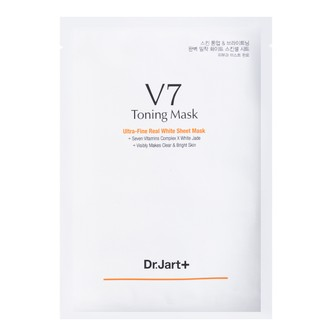 DR. JART+ V7 Toning Mask 1sheet