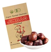 JINBAO Organic Roasted Chestnut 455g