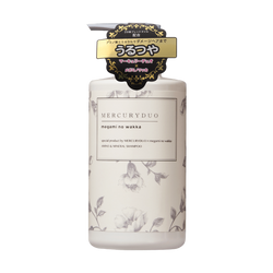 日本MERCURYDUO 植物氨基酸网红洗发水 修护款 高级香氛 小红书爆款 480ml
