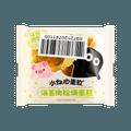 小白心里软日式焗蛋糕 海苔味 单包入