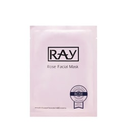 RAY Rose Facial Mask 1pcs