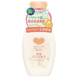 日本COW 无添加保湿牛奶温和泡澡入浴剂 560ml