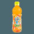 美汁源 酷儿 橙汁饮料 470g