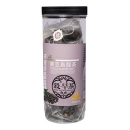 台湾阿华师 黑豆乌龙茶 30袋入 450g