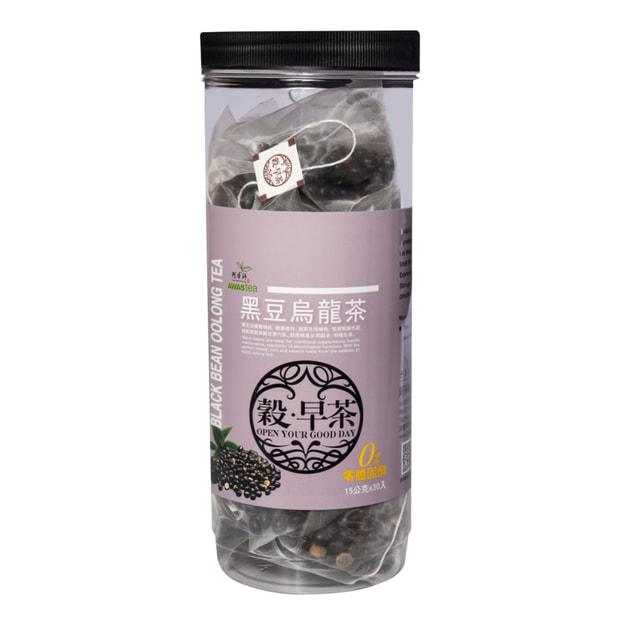 Product Detail - AWASTEA Black Bean Oolong Tea 15g x 30 bags - image 0