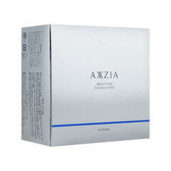 AXXZIA Eye Sheet Mask 60 Sheets