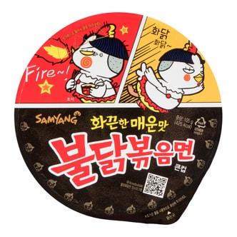 韩国SAMYANG三养 超辣鸡肉味拌面 105g