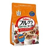 日本CALBEE卡乐比 即食水果谷物燕麦片 苹果核桃口味 元気早餐必备 750g