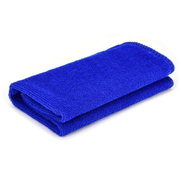 商品详情 - 买二送一 小方巾30*30 洗车毛巾超细纤维擦车毛巾吸水洗车抹布 薄款 一条 - image  0