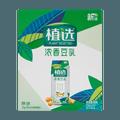 【全网首发】伊利 植选 浓香豆乳 250ml*12瓶
