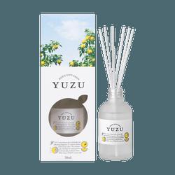 日本DAILY AROMA YUZU 无火香熏 植物萃取香薰 柚子香 50ml