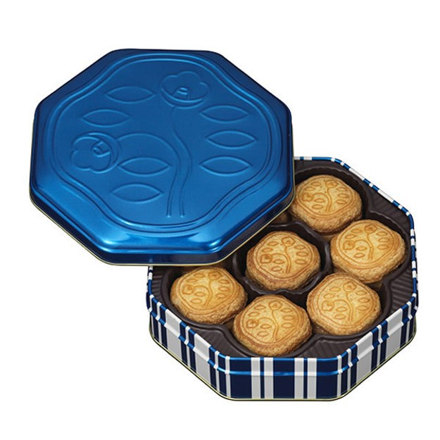 Product Detail - SHISEIDO Hanasaki Limited Milk Butter Cookies 24 Pieces - image 0