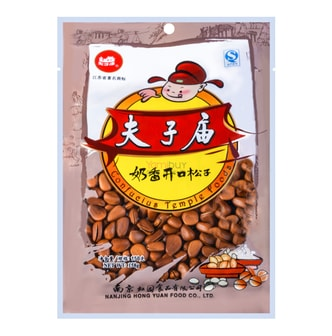 FUZIMIAO Pine Nuts with Cream Flavor 158g