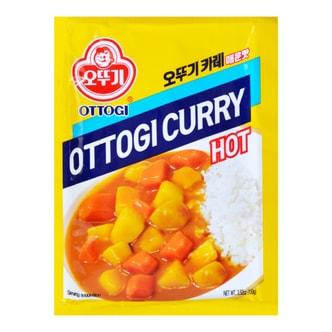 韩国OTTOGI不倒翁 咖喱粉 辣味 袋装 4人份 100g