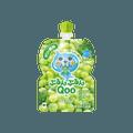 美汁源 酷儿可吸果冻青葡萄味 125g