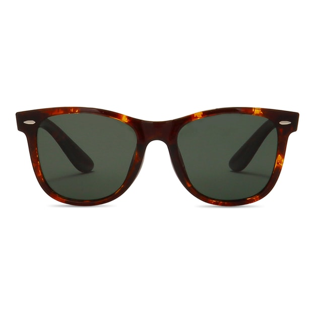 DUALENS Polarized Sunglasses DL53016 C2 Tortoiseshell