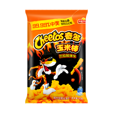 CHEETOS  Corn Sticks Hot&Sour 60g