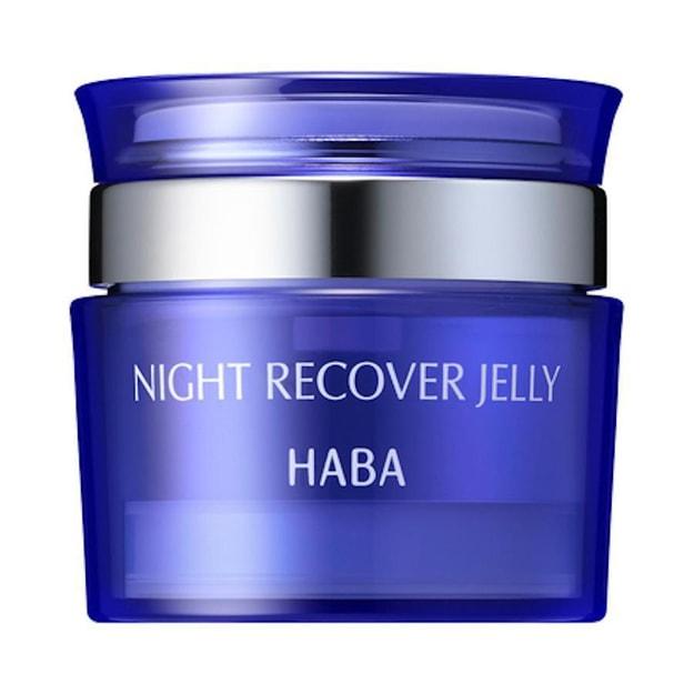 Product Detail - HABA Night Repair Moisturizing Essence Gel Cream Night Cream 50g - image  0
